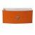 """Fresca Energia 36"""" Orange Modern Bathroom Cabinet, 36"""" W x 20-3/8"""" D x 16"""" H"""
