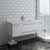"48"" White Cabinet w/ Top & Sink"