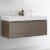 Gray Oak Vanity Cabinet w/ Sink Top