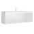 White Vanity Cabinet w/ Sink Top Product View