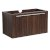Walnut Vanity Set w/ Medicine Cabinet Product View