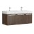 Walnut Vanity Cabinet w/ Sink Top Product View