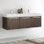 Walnut Vanity Cabinet w/ Sink Top