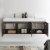 Walnut Vanity Cabinet w/ Sink Top View 2