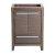 """Fresca Allier 24"""" Gray Oak Modern Vanity Base Cabinet, 23-1/2"""" W x 18"""" D x 32-7/8"""" H"""
