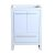"Fresca Allier 24"" White Modern Vanity Base Cabinet, 23-1/2"" W x 18"" D x 32-7/8"" H"