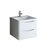"""24"""" Glossy White Cabinet with Sink Product View"""