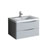 """32"""" Glossy Gray Cabinet with Sink Product View"""