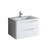 """32"""" Glossy White Cabinet with Sink Product View"""