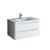 """36"""" Glossy White Cabinet with Sink Product View"""