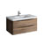 """40"""" Rosewood Cabinet with Sink Product View"""