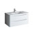 """40"""" Glossy White Cabinet with Sink Product View"""