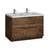 Rosewood Double Cabinet with Sinks Product View