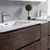 Rosewood with Sinks Close Up