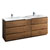 Rosewood with Sinks Product View
