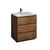 "30"" Rosewood Cabinet with Sink Product View"