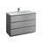 Gray Single Cabinet with Sink Product View