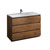 Rosewood Single Cabinet with Sink Product View
