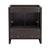 """30"""" Dark Gray Oak Cabinet Only Inside View"""