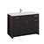 "48"" Dark Gray Oak Cabinet with Sink Top"