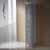 Gray Tall Linen Cabinet