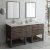 "Fresca Formosa 72"" Floor Standing Double Sink Modern Bathroom Vanity Set w/ Open Bottom & Mirrors, Base Cabinet: 72"" W x 20-3/8"" D x 34-7/8"" H"