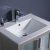 """24"""" Gray Undermount Sink View"""