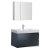 "36"" Dark Slate Gray Angle Product View"