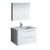 "32"" Glossy White Full Vanity Set Product View"