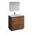 "36"" Rosewood Full Vanity Sets Product View"