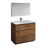 "42"" Rosewood Full Vanity Sets Product View"