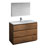 Rosewood Single Vanity Set Product View