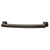 Hafele Hickory Bridges Collection Handle, Oil-Rubbed Bronze, 179mm W x 19mm D x 30mm H, 160mm Center to Center