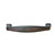 Hafele Keystone Transitional Style Collection Handle, Oil-Rubbed Bronze, 108mm W x 15mm D x 27mm H, 96mm Center to Center