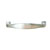 Hafele Keystone Transitional Style Collection Handle, Satin Nickel, 108mm W x 15mm D x 27mm H, 96mm Center to Center