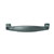 Hafele Keystone Transitional Style Collection Handle, Satin Pewter, 108mm W x 15mm D x 27mm H, 96mm Center to Center