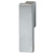 "Cornerstone Series Modern Handle (1/2"" W) Handle in Matt Aluminum"