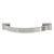 Hafele Amerock Candler Collection Handle, Satin Nickel, 132mm W x 19mm D x 30mm H, 96mm Center to Center