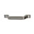 Hafele Amerock Carolyne Collection Handle, Polished Nickel, 141mm W x 17mm D x 27mm H, 96mm Center to Center