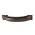Hafele Amerock Extensity Collection Handle, Oil-Rubbed Bronze, 105mm W x 17mm D x 33mm H, 76mm Center to Center