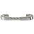 Hafele 105mm (4-1/8'' W) Satin/Brushed Nickel