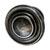 Hafele Amerock Inspirations Collection Round Knob, Dark Wrought Iron, 33mm Diameter