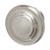 Hafele Amerock Inspirations Collection Round Knob, Satin Nickel, 33mm Diameter