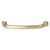 Hafele Amerock Revitalize Collection Handle, Golden Champagne, 173mm W x 19mm D x 41mm H, 160mm Center to Center