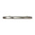 Hafele Amerock St Vincent Collection Handle, Polished Nickel, 160mm W x 16mm D x 37mm H, 96mm Center to Center