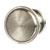 Hafele Amerock Westerly Collection Round Knob, Satin Nickel, 30mm Diameter