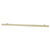 Hafele Amerock Collection Bar Pull, Golden Champagne, 400mm W x 13mm D x 35mm H, 320mm Center to Center