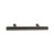 Hafele Amerock Collection Bar Pull, Gunmetal, 156mm W x 13mm D x 35mm H, 96mm Center to Center
