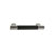 Hafele Amerock Esquire Collection Handle, Polished Nickel/ Black Bronze, 119mm W x 16mm D x 38mm H, 79/ 96mm Center to Center