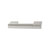 Hafele Amerock Kontur Collection Handle, Satin Nickel, 102mm W x 16mm D x 38mm H, 76mm Center to Center